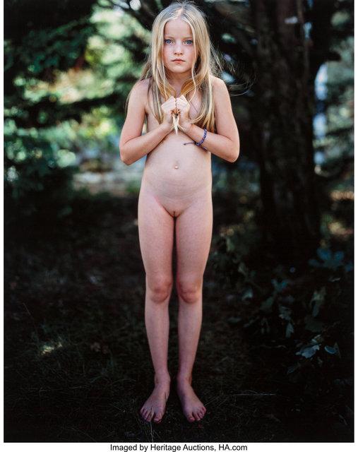 Jock Sturges, 'Estelle, Montalivet, France', 2008, Heritage Auctions