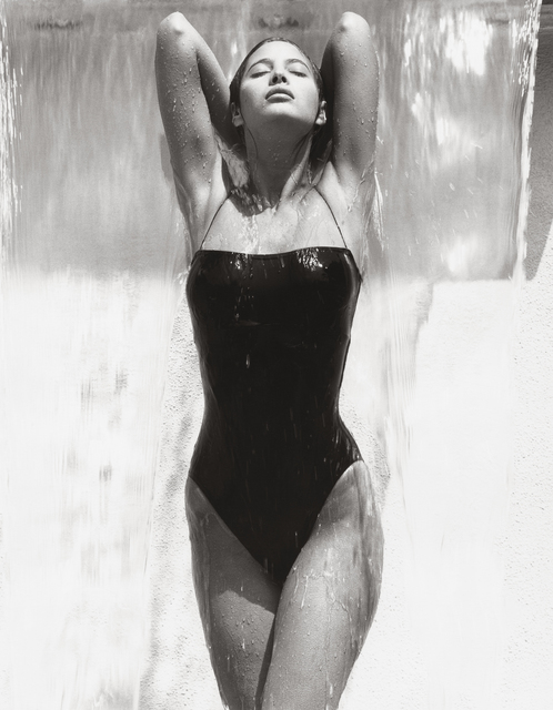 Herb Ritts, 'Christy - Waterfall, Los Angeles (F)', 1988, Hamiltons Gallery