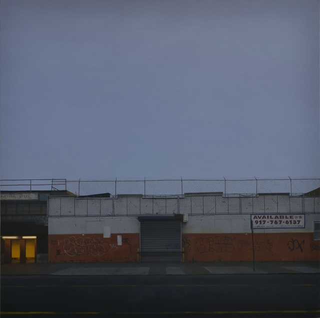 , 'Blue Hour,' 2015, Muriel Guépin Gallery