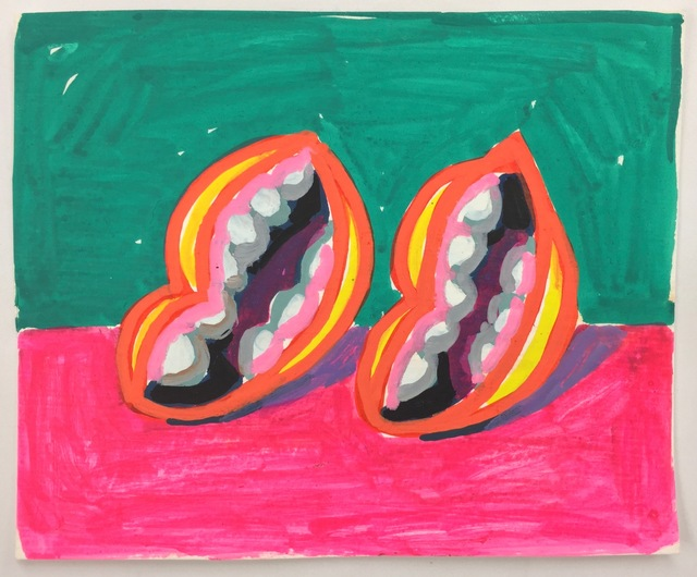, 'Bread & Butter Mouths,' 2016, HATHAWAY | Contemporary Gallery