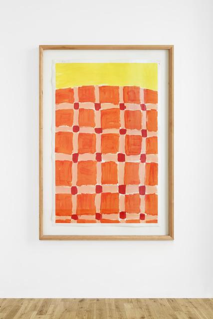 , 'Decke 5,,' 1998, Almine Rech