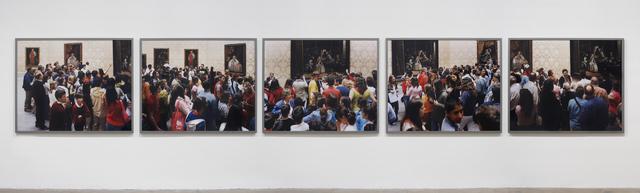 , 'Museo Del Prado 8 1-5,  Madrid,' 2005, Marian Goodman Gallery