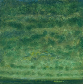 , 'Green Twilight,' 2001, DC Moore Gallery