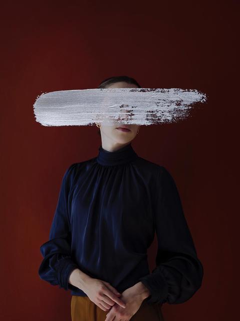 , 'Azure,' 2018, Galeria Miquel Alzueta