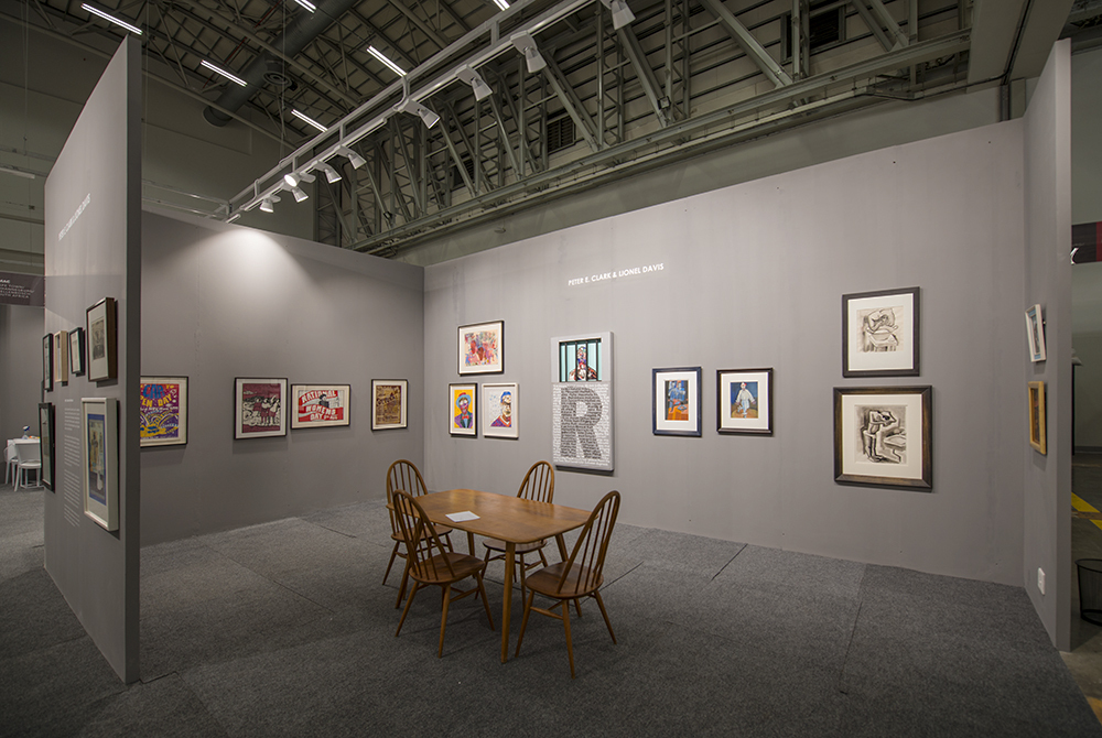 SMAC Gallery | Past / Modern: Booth P6
