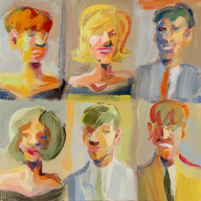 Marshall Crossman, 'Class Photo Series #146', 2013, Julie Nester Gallery