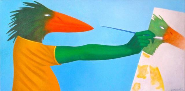 , 'Oxymoron,' 2011, Gallery NAGA