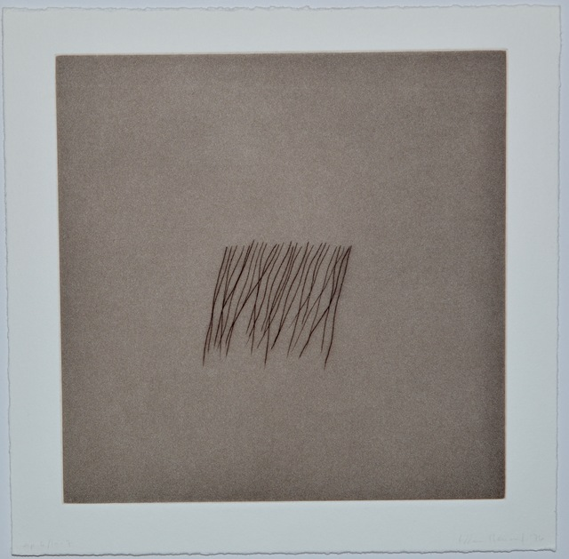 , 'Clusters (Plate 7),' 1976, Anders Wahlstedt Fine Art