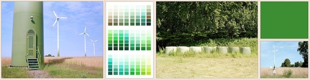 , 'Emptied Remains: Color of Nature is definitely Green,' , Mendes Wood DM
