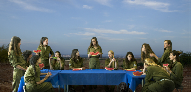 , 'The Watermelon Eaters,' 2017, Zemack Contemporary Art