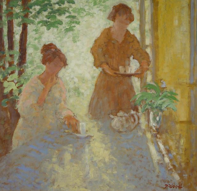 , 'Tea,' 1984, Valley House Gallery & Sculpture Garden