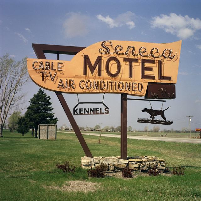 , 'Seneca, Kansas; April,' 2005, photo-eye Gallery