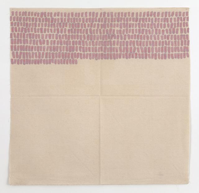 , 'Segni orizzontali,' 1968, Casey Kaplan
