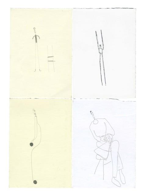 , 'μg, chairs,' 2019, UNION Gallery