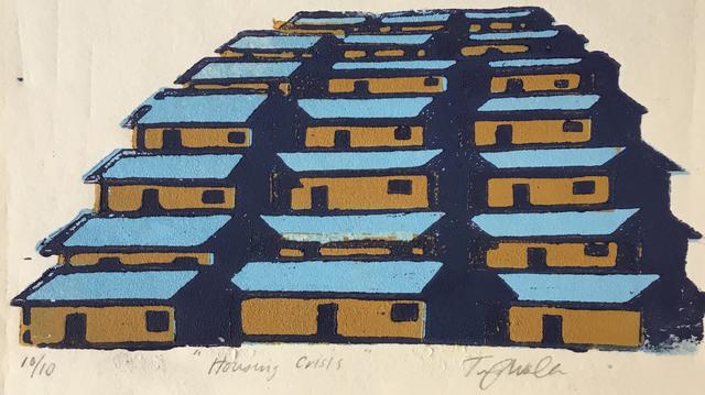Travis Walker, 'Housing Crisis', 2009, Visions West Contemporary
