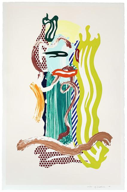 , 'Portrait,' 1989, Galerie Raphael