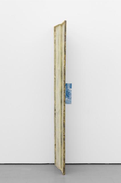 , 'Chroma-Fóssil,' 2016, Galería Heinrich Ehrhardt