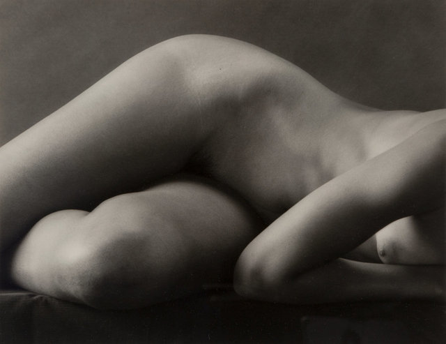 Ruth Bernhard, 'Dancer's Hips', 1951-printed later, Heritage Auctions