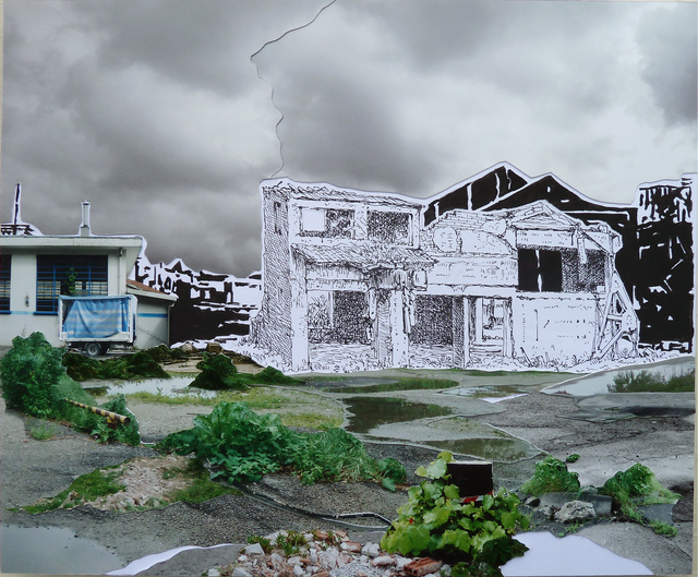 , 'L'histoire de la ville III,' 2013, Alberto Peola