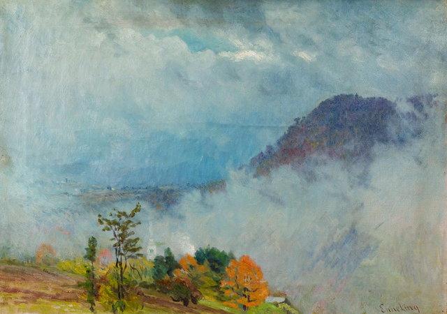 , 'Morning Mist, Jefferson, New Hampshire,' ca. 1885, Montclair Art Museum