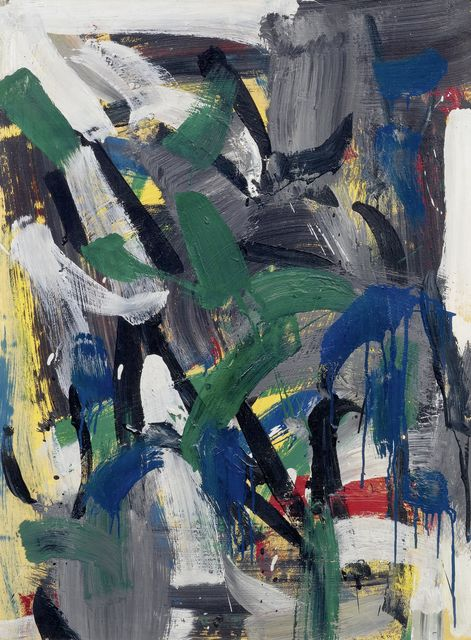 Jean-Paul Riopelle, 'Untitled', 1958, Koller Auctions