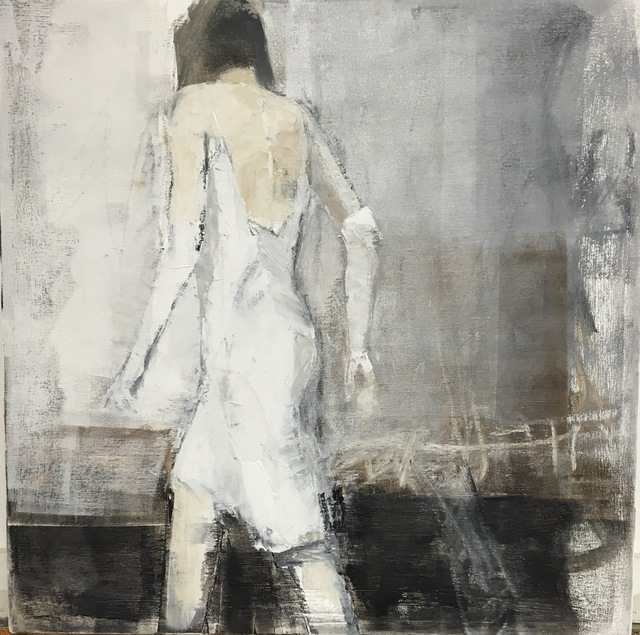 , 'Girls in White Dresses III,' 2016, Seager Gray Gallery