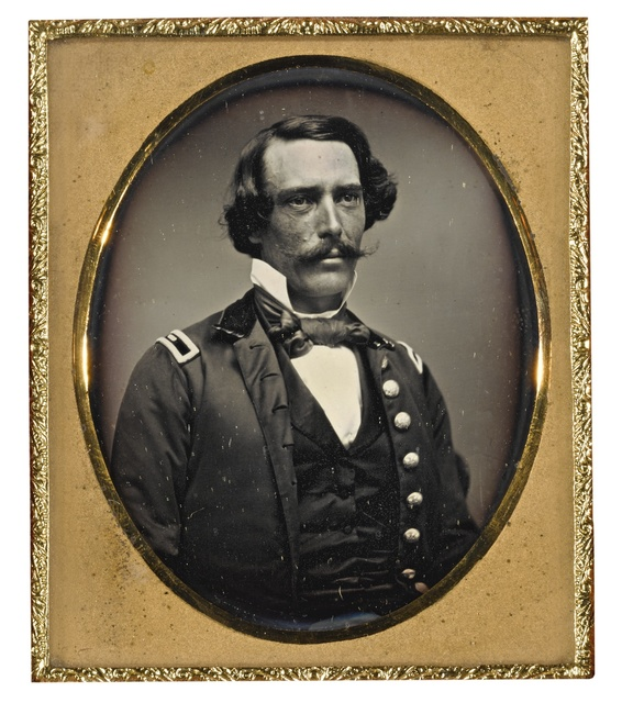 Anonymous American Photographer, 'Edmund Russell, Lieutenant, 4th U. S. Infantry', circa 1850, Sotheby's