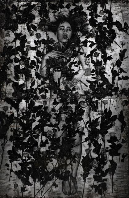 , 'Ophelia-Crow (Flash-S-1324156),' 2013, Gallery Jinsun