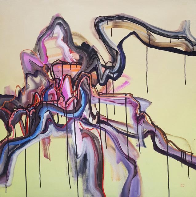, 'Maybejusteitheror_1,' 2015, Di Legno Gallery