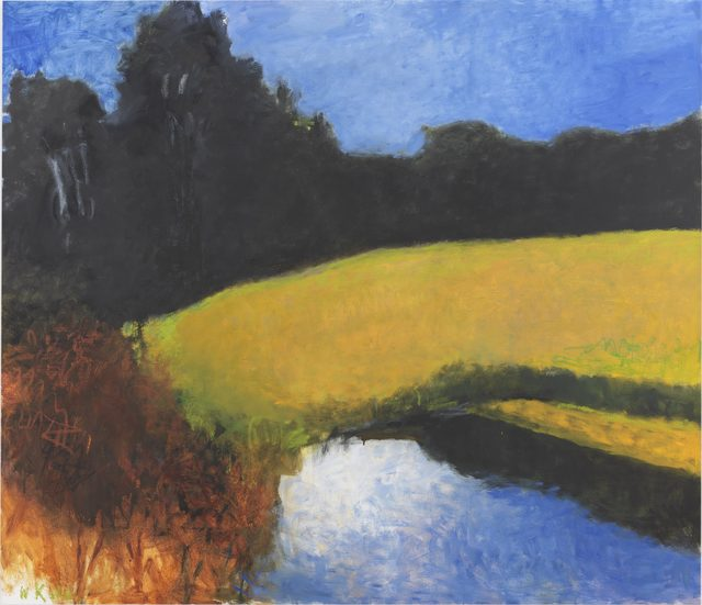 , 'Pond off Barrow Road,' 2011, Adelson Cavalier Galleries