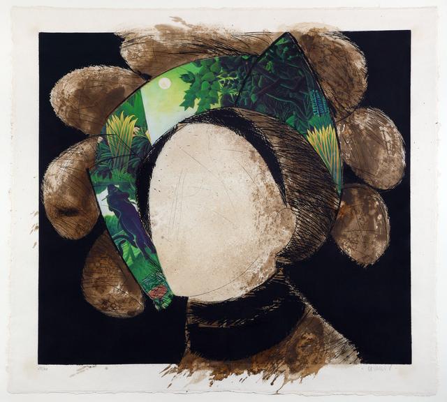 , 'Femme au turban,' ca. 2000, Galerie Raphael