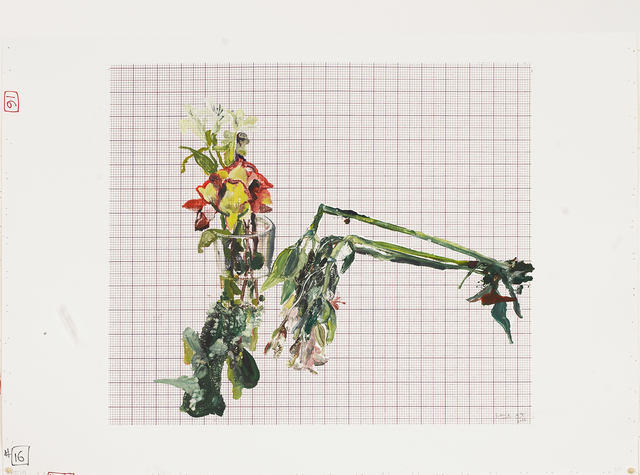 , 'Flowers for Watanabe 36,' 2017, Matthew Liu Fine Arts