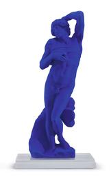 Yves Klein, 'L'Esclave Mourant d'Après Michel Ange (S 20),' , Sotheby's: Contemporary Art Day Auction