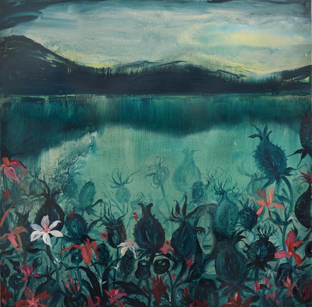 , 'The Lake,' 2019, James Freeman Gallery