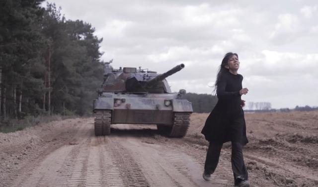 , 'La Sombra (film),' 2017, Proyectos Ultravioleta