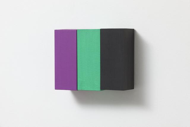 , 'Tijolinhos 4,' 2013, Carbono Galeria