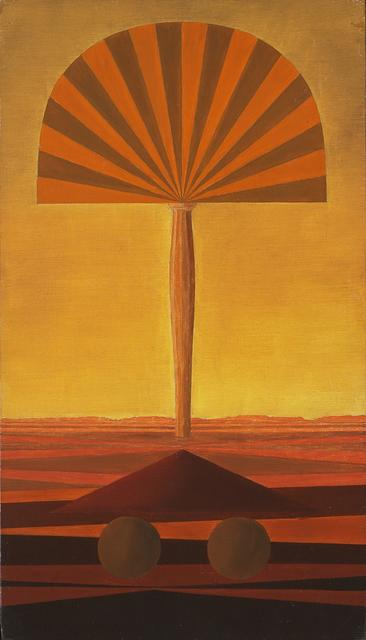 , 'Abanico,' 1975, Palatina