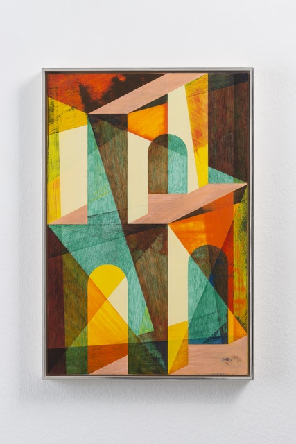 , 'Untitled,' 2016, Galerie Mehdi Chouakri