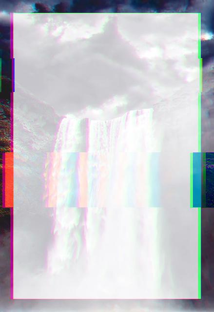 Christian Eckart, 'Waterfall 2', 2019, McClain Gallery