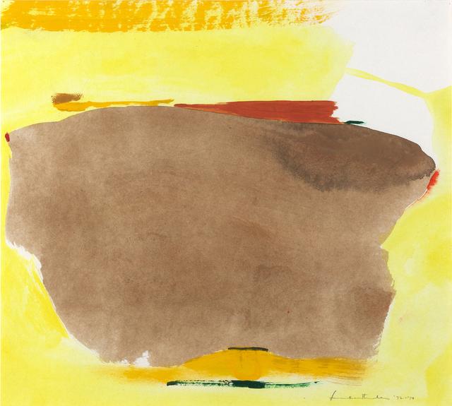 , 'New York X,' 1972-1974, Gagosian