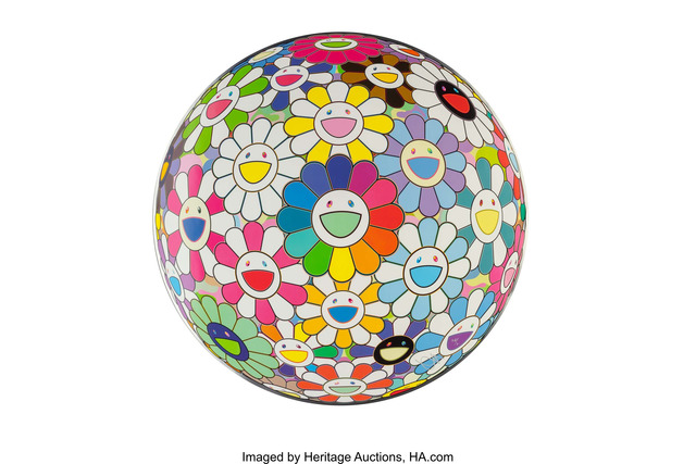 Takashi Murakami, 'Flowerball: Want to Hold You', 2015, Heritage Auctions
