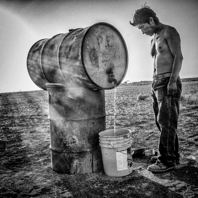 , 'Shepherd's camp. Mendota, CA. ,' 2014, Anastasia Photo