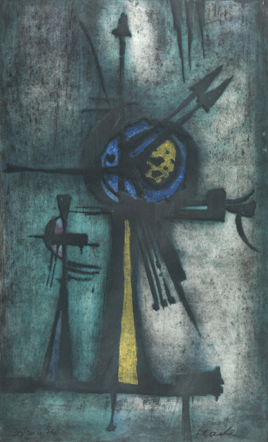 , 'Study for Sculpture,' 1956, Whitford Fine Art