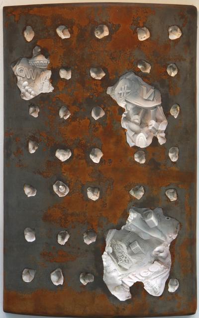 , 'CScape 32,' 2016, Maria Elena Kravetz