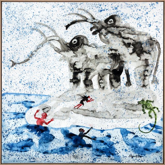 , 'Déluge IV,' 2016, Stevenson