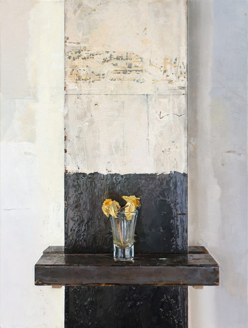 , 'Two Daffodils ,' 2017, Stanek Gallery