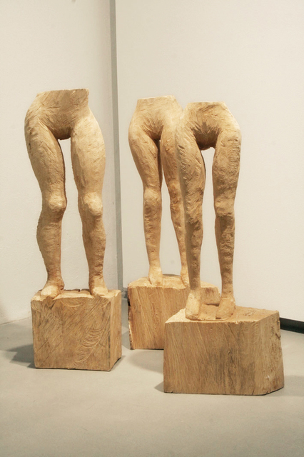 Barthélémy Toguo, 'Top Model, 1-6', Mario Mauroner Contemporary Art Salzburg-Vienna