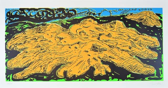 , 'Den Leut wecken,' 1990-2000, ARTEDIO