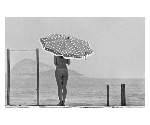 , 'Na sombra do Leblon, 1991,' , Galeria Tempo