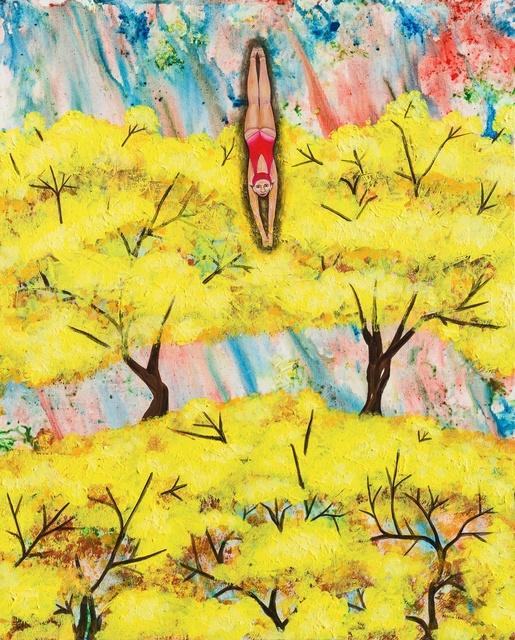 , 'Hi Diving,' 2019, ArteMorfosis - Galería de Arte Cubano